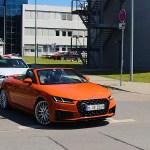 Start Audi TT OTRAllye2019