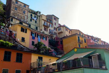 Häuser in Manarola, Cinque Terre