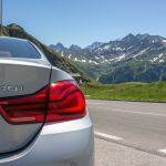 BMW 440i Coupé Rückleuchte
