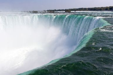 Niagara Horseshoe Falls, Canada