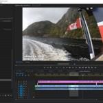 OTRAmerika19 Video Projekt in Adobe Premiere