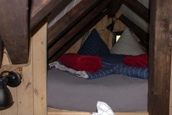 Weiterer Schlafplatz Baumaquarium