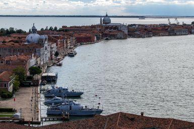 Insel Giudecca in Venedig