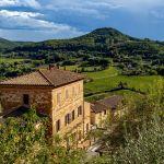 Stadthaus in der Toskana