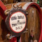 Vino Nobile Di Montepulciano Fässer