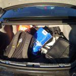 Kofferraum 7er