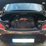 Kofferraum Cabrio