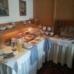 Frühstück Gästehaus Bramböck