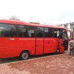 Ferrari Bus