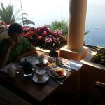 Frühstück Vista Palace