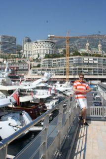 Monaco Hafen