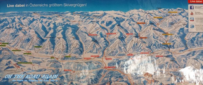 Skigebiet Amade