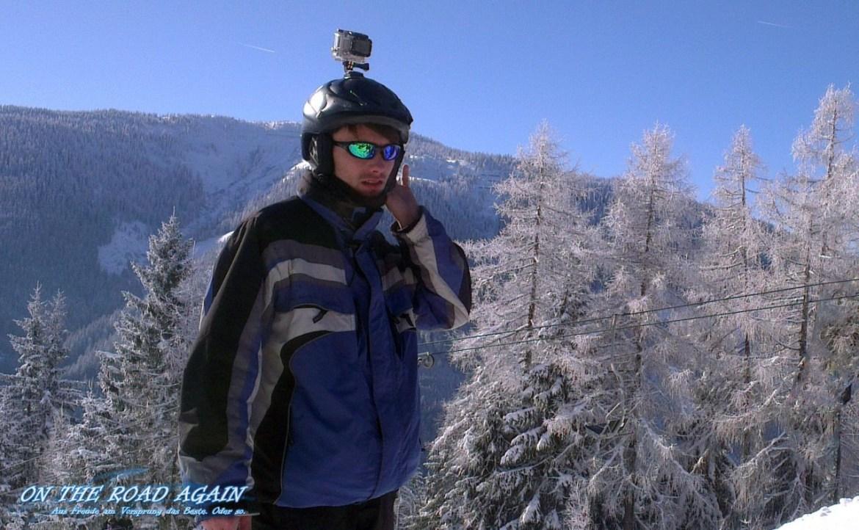 William mit GoPro
