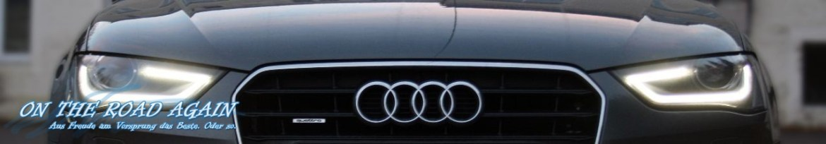Audi A4 Kühlergrill / Front
