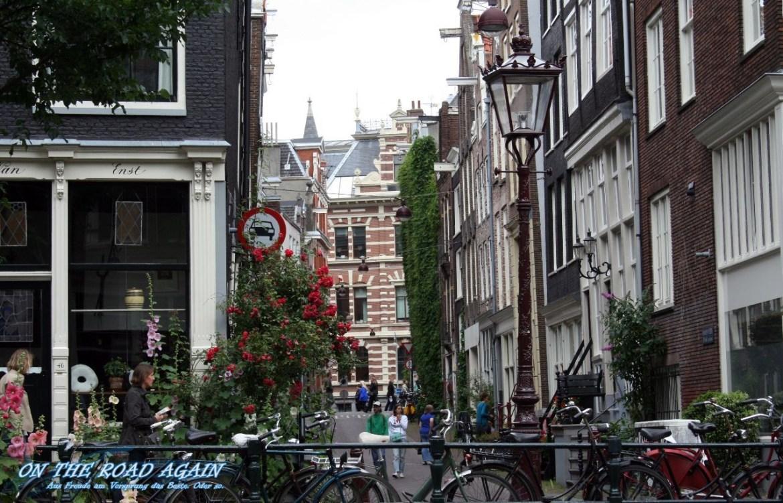 Amsterdam Jordaan Laterne