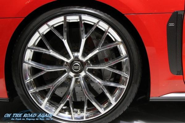 Audi Sport quattro concept Rad