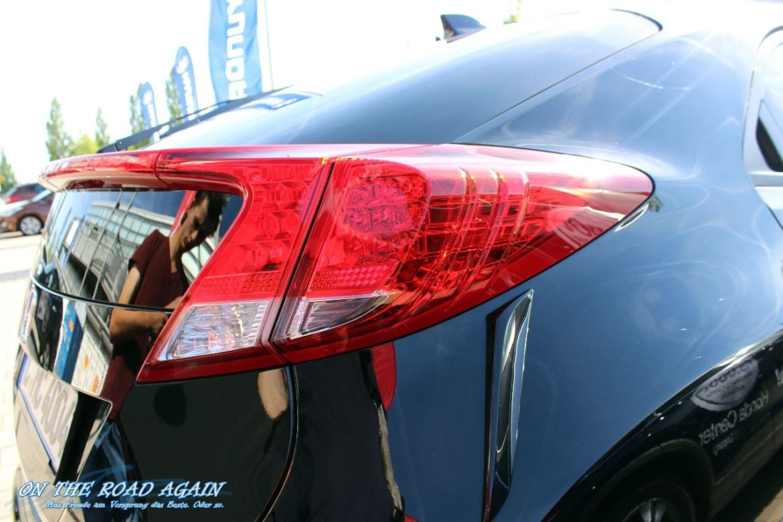 Honda Civic Heck