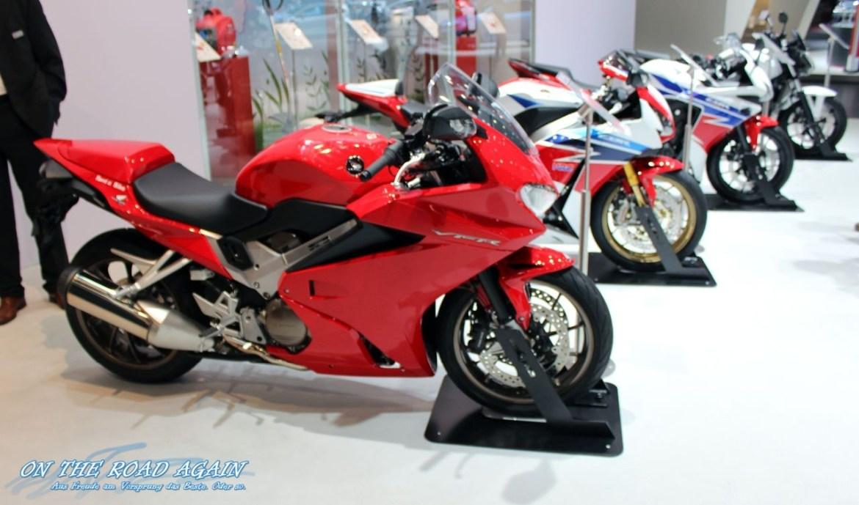 Honda Motorräder