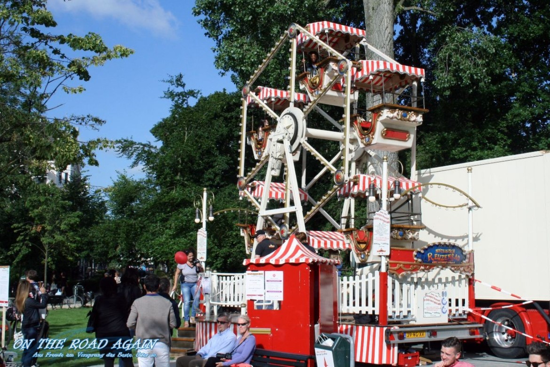 Riesenrad Vondelpark Fesitval