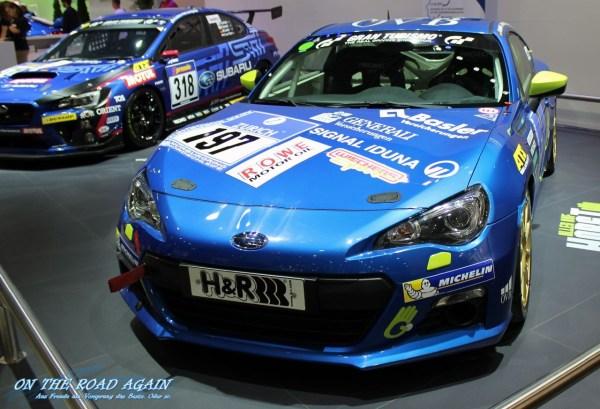 Subaru Rallye