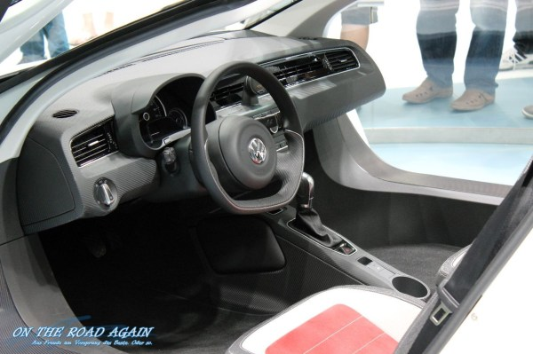 VW XL1 Interieur