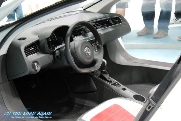 VW XL1 Interieur