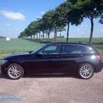 BMW M135i xDrive Seitenlinie
