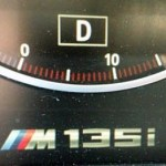 BMW M135i xDrive Dashboard Logo