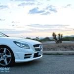Mercedes SLK AMG-Paket