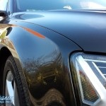 Audi A8 Seitenlinie