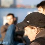 Chillen am Kanalufer in Kopenhagen