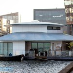 Hausboot in Kopenhagen