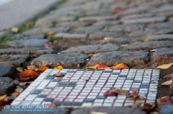 Herz im Herbst von Kopenhagen