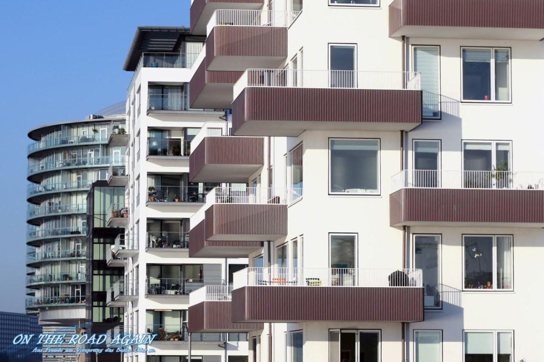Moderne Architektur in Kopenhagen