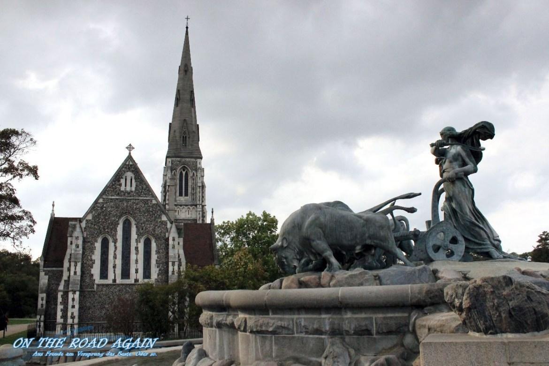St. Albans Church Churchillparken