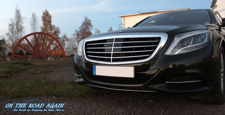 Mercedes-Benz S-Klasse Front