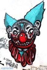 Clowngrafiti Lissabon