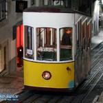 Lissabon – Elevador da Bica