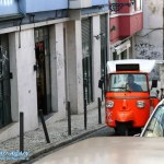 Motorrikscha in Lissabon