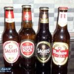 Portugisisches Bier – Sagres und Super Bock