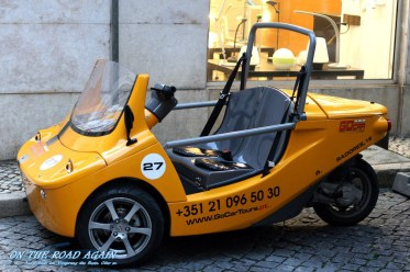 Rent a GoKart in Lissabon