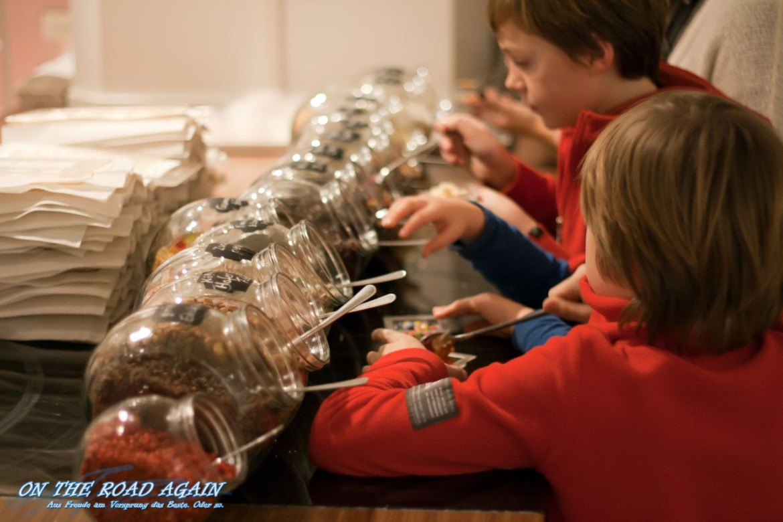Eigene Schokolade Machen im Chocoversum