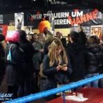 Olivia Jones im Boxkeller der Ritze Hamburg