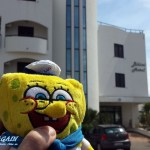 Spongebob am Bikini Hotel Vieste