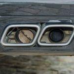 BMW 760i Abgasanlage Klappen