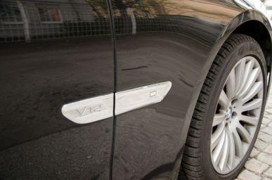 BMW 760i Seitenansicht