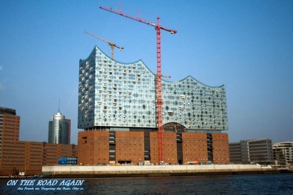 Elbphilharmonie Hamburg Februar 2015
