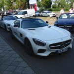 AMG Performance Tour – AMG GT S Front
