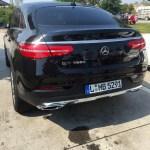 AMG Performance Tour – GLE Coupé 350d