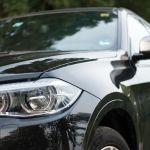 BMW X6 M50d Front